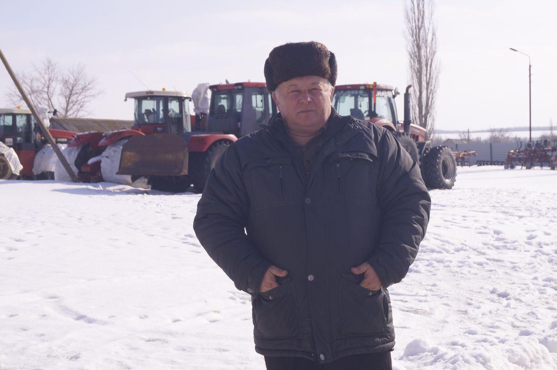 управляющий 5 отделением Сергей Ильич Хоршев